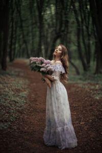 Springtime memories by Maryna Khomenko