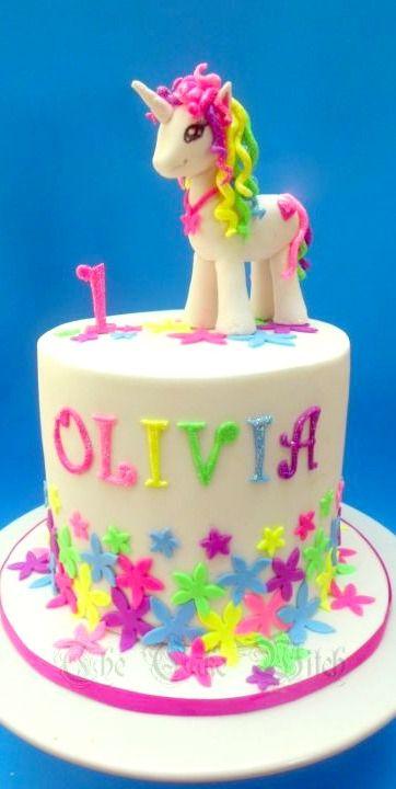Unicorn Birthday Cake Design : Unicorn Cake Cakes and Cupcakes for Kids birthday party ...