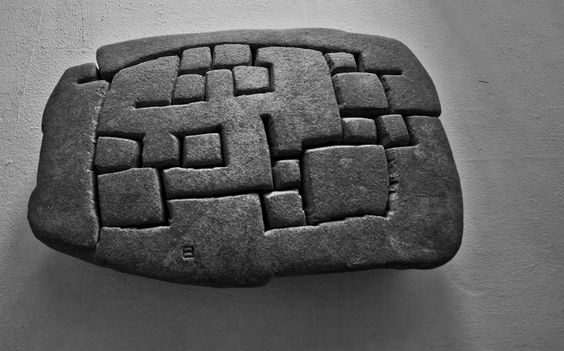 eduardo chillida, lurra (earth) / ceramics