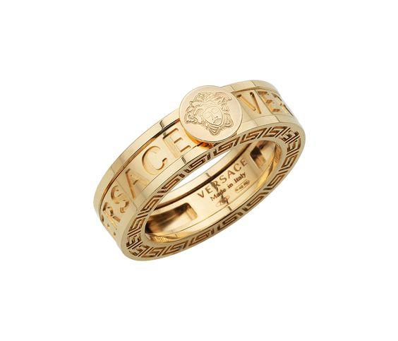 versace ring fake