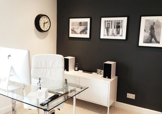 New Office Desks Glass Amp Wood John Lewis