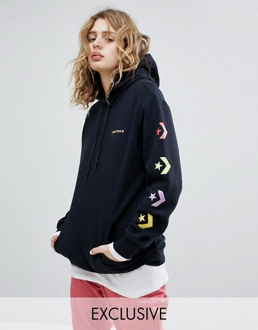Converse Exclusive To ASOS Hoodie In