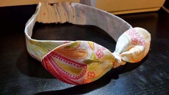 Handmade childs headband from www.Facebook.com/beamyhandmade