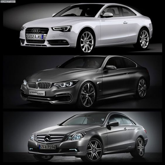 Bmw Series, Audi A5 And C Class On Pinterest