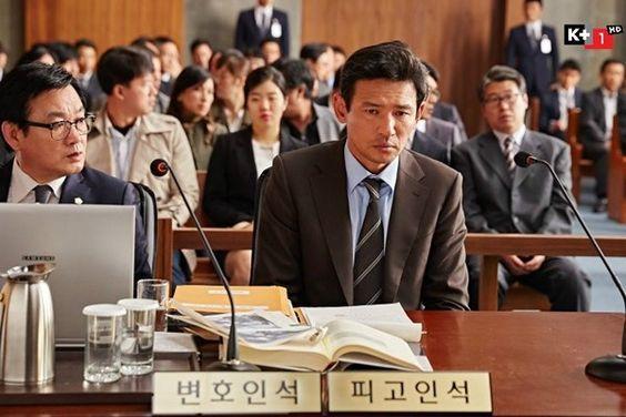 Phim Hàn Quốc: Công tố viên hung bạo