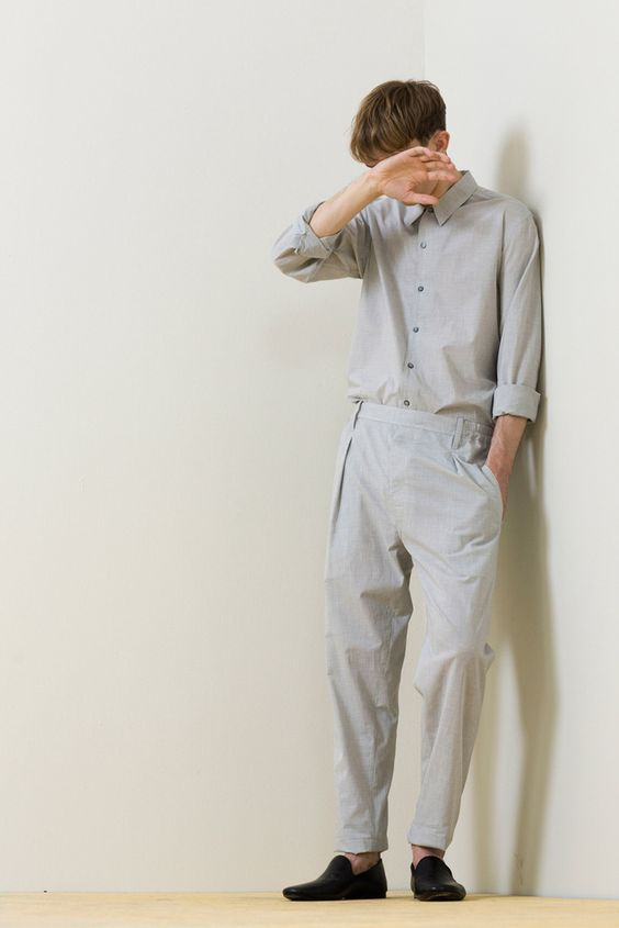 Christophe Lemaire | Spring 2014 Menswear Collection | Style.com