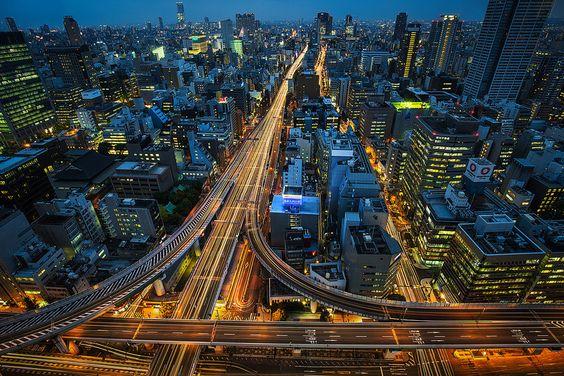 Nishi-Senba / 西船場JCT | Flickr - Photo Sharing!