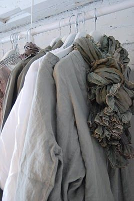 lovely grey wardrobe:
