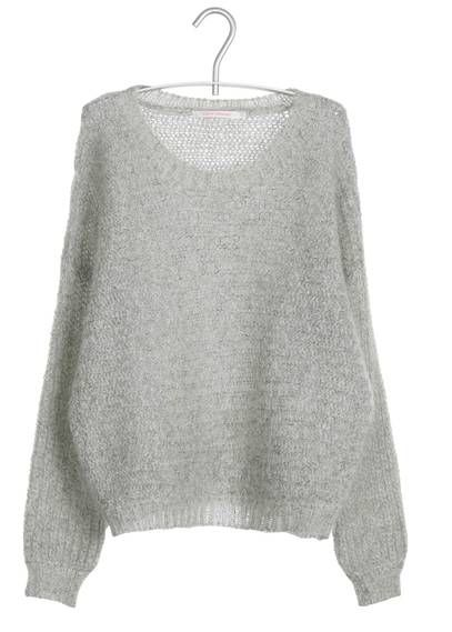 Pull oversize Taylor - Cocooning style !