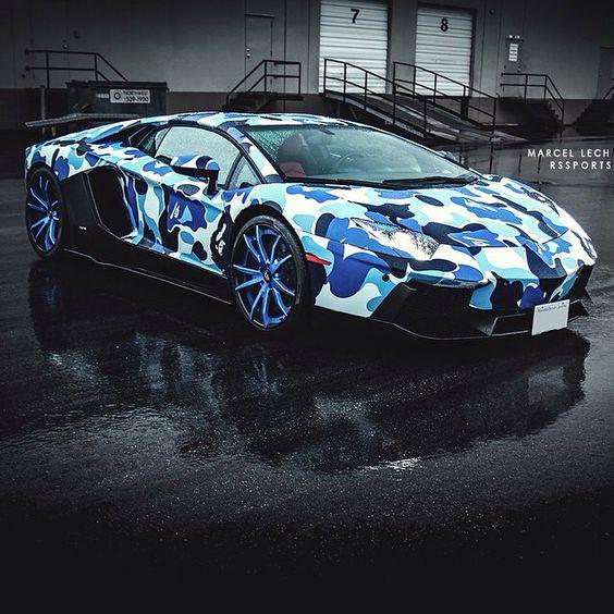 Camo Aventador • Follow @CaliWheels • • #Caliwheels @Caliwheels • • www.Caliwheels.com • _____________________________ • Photo by: @marcel_lech •