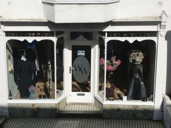 The 'Camilla' Shop in St Ives