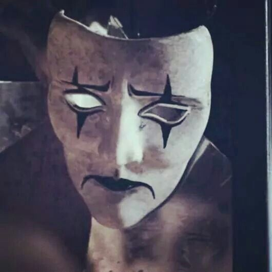 The mask... Nothing is trivial