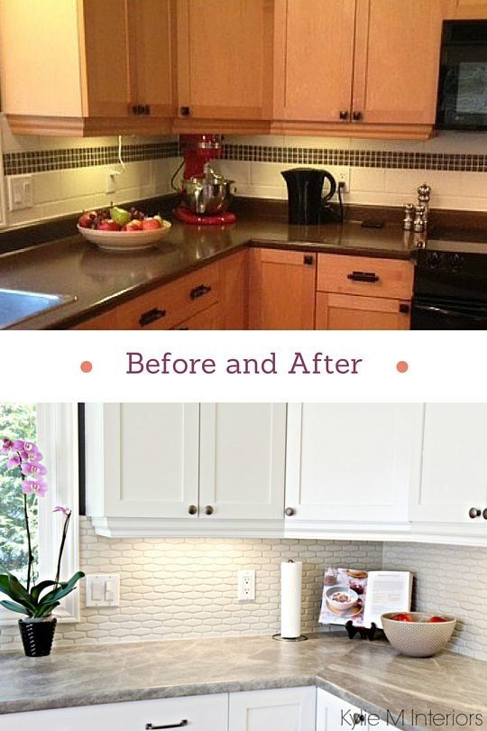 Our Kitchen Makeover No More Maple Kitchen Countertops
