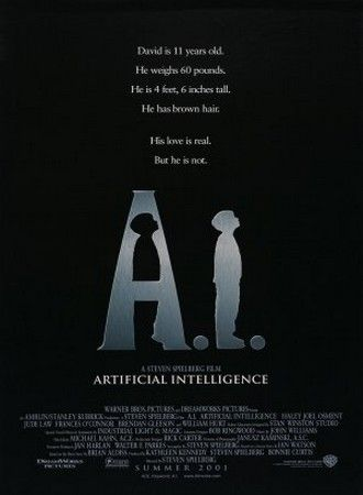 A.I. Intelligence Artificielle, 2001 Haley Joel Osment, Jude Law