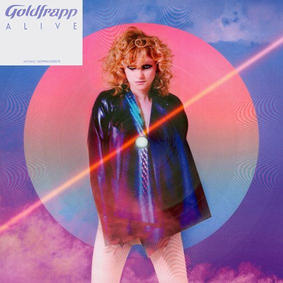 Goldfrapp — Alive (studio acapella)