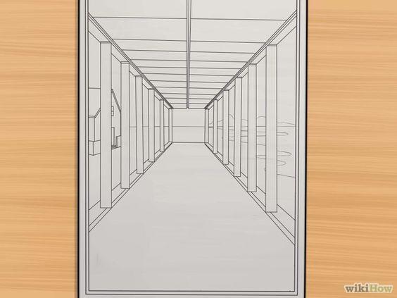 5 manières de dessiner en perspective - wikiHow