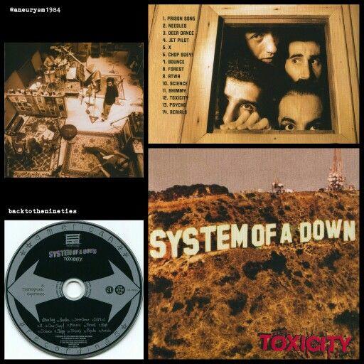 #HappyAnniversary 14 years #SystemOfADown #Toxicity #album #alternative #metal #numetal #music #00s #00smusic #JohnDolmayan #ShavoOdadjian #DaronMalakian #SerjTankian #RickRubin #00salbum #SOAD System of a Down
