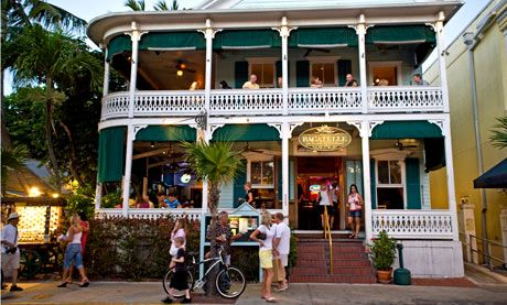 Top 10 bars in Key West  Key West's bars offer the chance to drink and snack at a seafood shack, sip cocktails or down shots in a historic dive