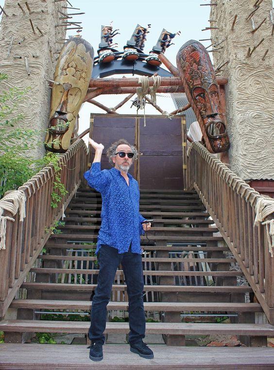Tim Burton im Land der Phantasie | Phantasialand Magazin – Das offizielle Magazin des Phantasialand