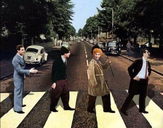 Marx Brothers Road