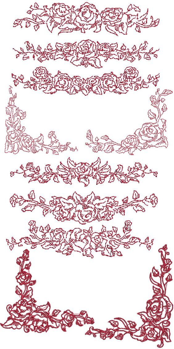 Machine Embroidery Designs free