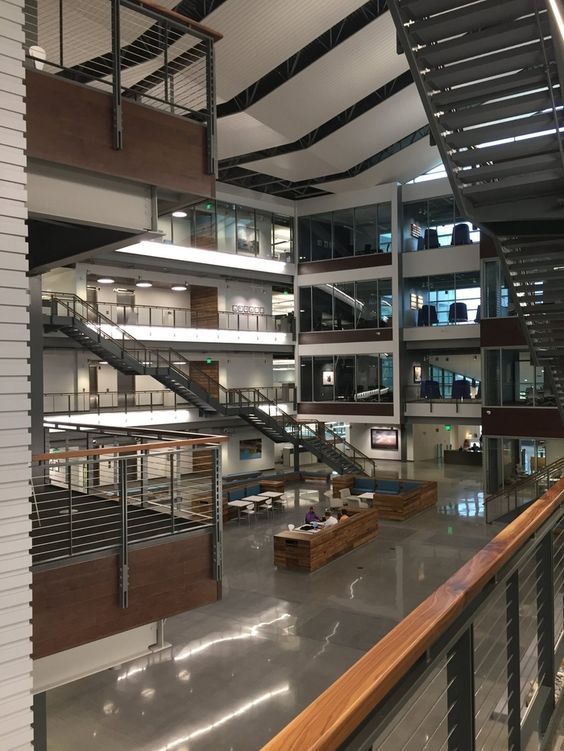 Office Tour Jackson National Life Insurance Company Headquarters