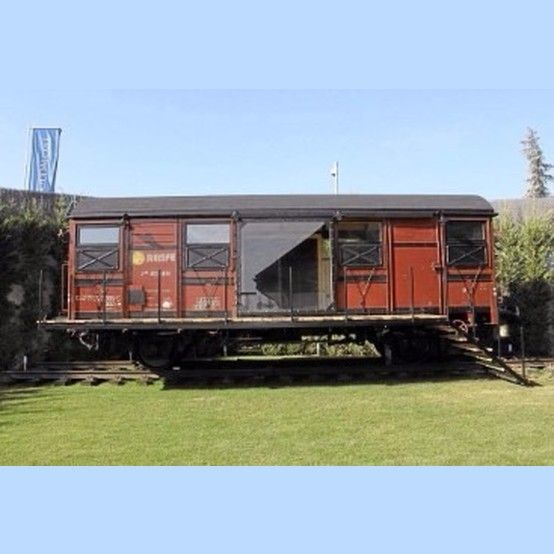 Weight 40 Tons Metal Trucks Please Contact For More Information View More Train Wagons Available Tiny House Rentals Train Portable House