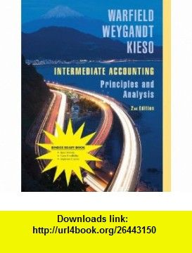 Intermediate Accounting Principles and Analysis, 2nd Edition Binder Ready Version (9780470279731) Terry D. Warfield, Jerry J. Weygandt, Donald E. Kieso , ISBN-10: 0470279737  , ISBN-13: 978-0470279731 ,  , tutorials , pdf , ebook , torrent , downloads , rapidshare , filesonic , hotfile , megaupload , fileserve