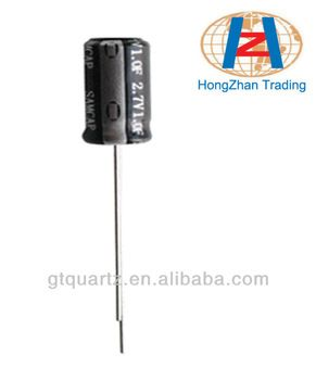 Capacitance 0.22F~10000F  Rated Voltage 2.3V, 2.5V, 2.7V, 5.5V  Operating Temperature -40C~+70C  long life, low leakage current