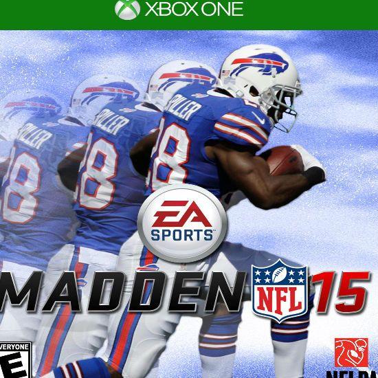 Downloadable Buffalo Bills Custom Madden 15 Covers | Cool Football ...