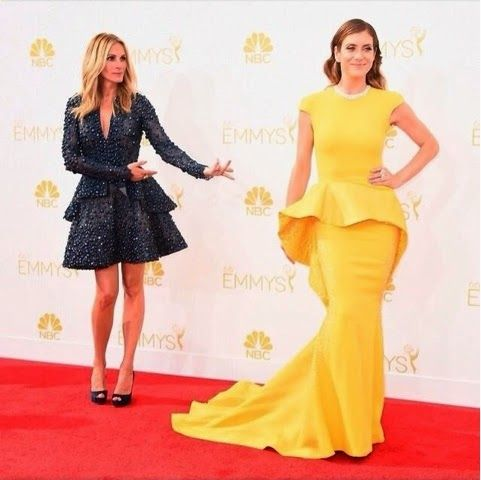 Fab Glance Fashion & Style: CELEB STYLE: FAB looks from the 2014 Primetime Emmys