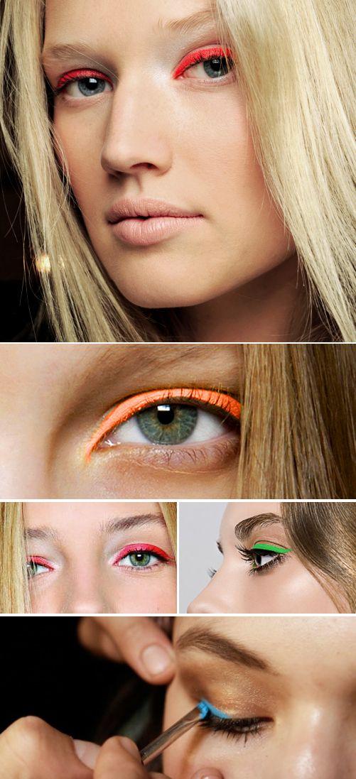 neon-eyes // really loving