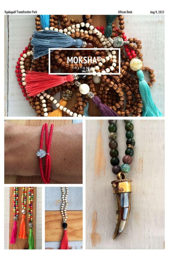 NUEVOS malas tibetanos MOKSHA®  ventas@moksha.mx