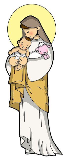 La Anunciacion A Maria Jose Lleva A Maria A Su Casa Maria Visita A Su Prima Isabel Jesus Nace E La Anunciacion De Maria Cordero De Dios La Historia De Jesus