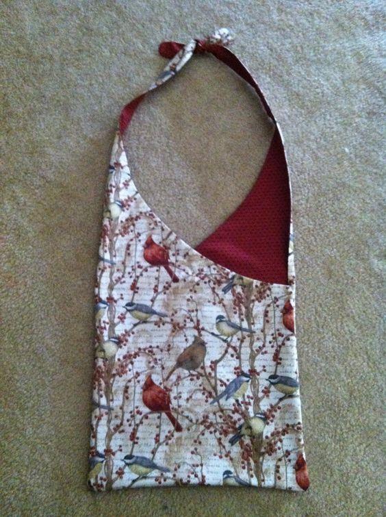 prada replica handbags cheap - DIY hobo bag. Handmade Hobo Bag design of bag found from a fabric ...