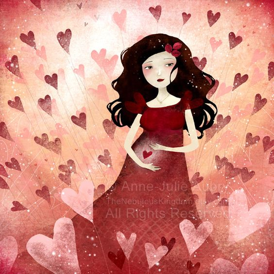 Explosion d'Amour by `AnneJulieAubry on deviantART
