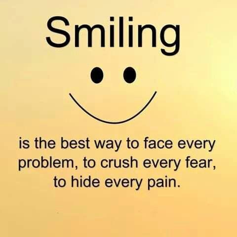 smile sayings smilequotes smile happy inspirational life
