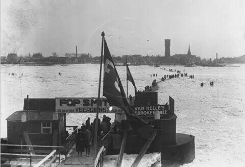 Kralingse veer 1929