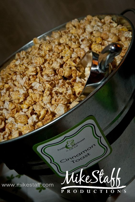 Ideas For The Late Night Snack At Your Wedding Reception
