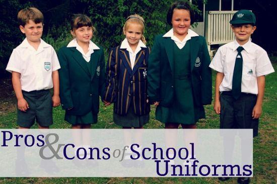 pros and cons school uniform Should students wear schools uniforms read pros and cons in the debate.