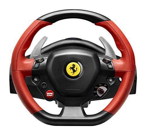 Best Games For Xbox 360 Ferrari 458 Racing Wheel Steering Wheel