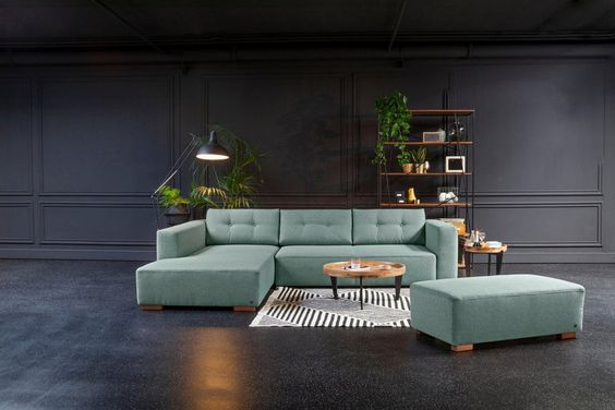 Ecksofa Heaven Chic Xl Aus Der Colors Collection Wahlweise Mit Bettfunktion Bettkasten In 2020 Sectional Sofa Home Home Decor