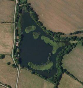 Etang de la Malonne - Lac privé - Vendée (85)