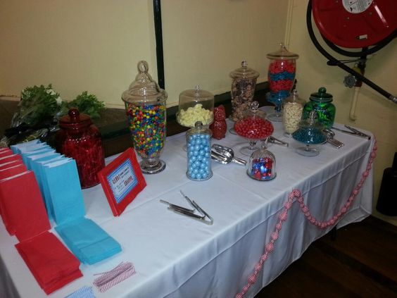 Treats Table <3