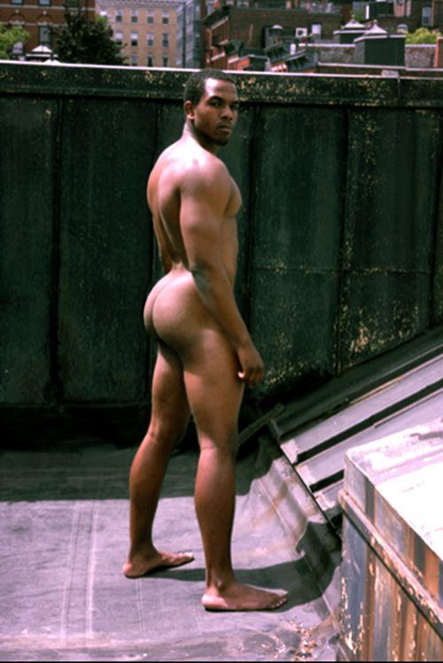 Black selfie nude-5882