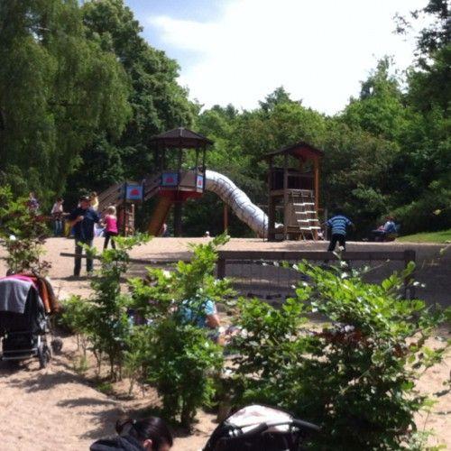 Spielplatzbild zu Spielplatz Im Tannenbusch