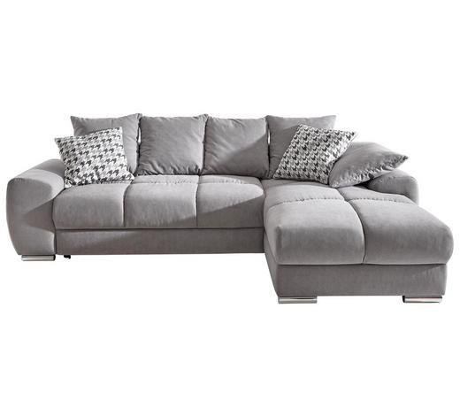 Wohnlandschaft Grau Couch Grau Wohnzimmer Wohnen Wohnlandschaft