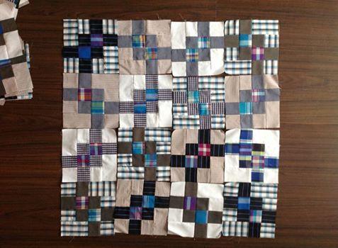 Garlic Knots - Bonnie Hunter Pattern