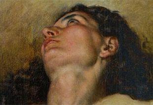 El origen del mundo ya tiene rostro  La revista francesa Paris Match publica la fotografía del retrato de Courbet, desconocida hasta hoy