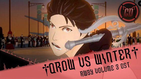 RWBY Theme: Qrow vs Winter (Roosterteeth)